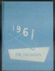 Page 1, 1961 Edition, Cooper High School - Talisman Yearbook (Abilene, TX) online yearbook collection