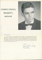 Page 11, 1961 Edition, Cooper High School - Talisman Yearbook (Abilene, TX) online yearbook collection