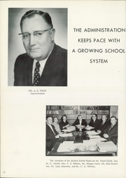 Page 14, 1961 Edition, Cooper High School - Talisman Yearbook (Abilene, TX) online yearbook collection
