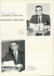 Page 15, 1961 Edition, Cooper High School - Talisman Yearbook (Abilene, TX) online yearbook collection