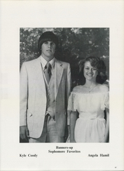 Page 101, 1981 Edition, Cooper High School - Talisman Yearbook (Abilene, TX) online yearbook collection