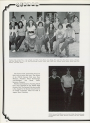 Page 166, 1981 Edition, Cooper High School - Talisman Yearbook (Abilene, TX) online yearbook collection