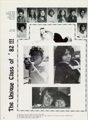Page 98, 1981 Edition, Cooper High School - Talisman Yearbook (Abilene, TX) online yearbook collection