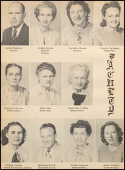Page 12, 1949 Edition, McAllen High School - El Espejo Yearbook (McAllen, TX) online yearbook collection