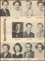 Page 13, 1949 Edition, McAllen High School - El Espejo Yearbook (McAllen, TX) online yearbook collection