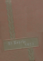 Page 1, 1952 Edition, McAllen High School - El Espejo Yearbook (McAllen, TX) online yearbook collection