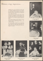 Page 11, 1952 Edition, McAllen High School - El Espejo Yearbook (McAllen, TX) online yearbook collection