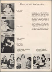 Page 12, 1952 Edition, McAllen High School - El Espejo Yearbook (McAllen, TX) online yearbook collection
