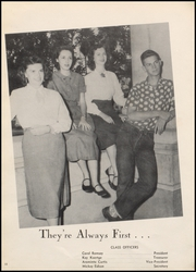 Page 16, 1952 Edition, McAllen High School - El Espejo Yearbook (McAllen, TX) online yearbook collection