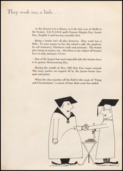 Page 17, 1952 Edition, McAllen High School - El Espejo Yearbook (McAllen, TX) online yearbook collection