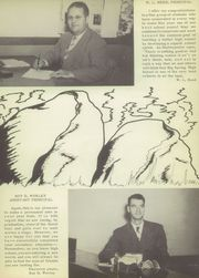 Page 11, 1950 Edition, Spring High School - Roar Yearbook (Spring, TX) online yearbook collection