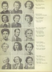 Page 14, 1950 Edition, Spring High School - Roar Yearbook (Spring, TX) online yearbook collection