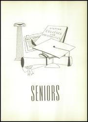 Page 13, 1953 Edition, Spring High School - Roar Yearbook (Spring, TX) online yearbook collection
