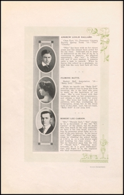 Page 16, 1916 Edition, Bryan High School - Saga Yearbook (Bryan, TX) online yearbook collection