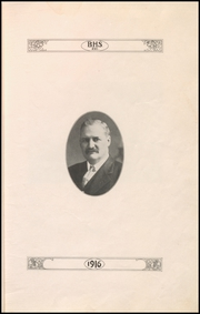Page 7, 1916 Edition, Bryan High School - Saga Yearbook (Bryan, TX) online yearbook collection