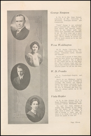 Page 15, 1918 Edition, Bryan High School - Saga Yearbook (Bryan, TX) online yearbook collection