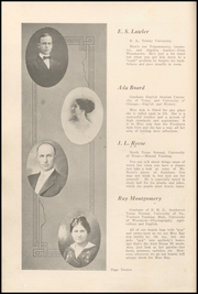 Page 16, 1918 Edition, Bryan High School - Saga Yearbook (Bryan, TX) online yearbook collection