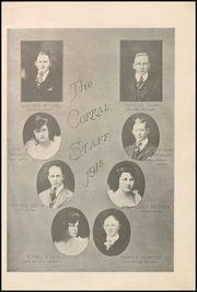 Page 7, 1918 Edition, Bryan High School - Saga Yearbook (Bryan, TX) online yearbook collection