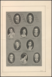 Page 7, 1921 Edition, Bryan High School - Saga Yearbook (Bryan, TX) online yearbook collection