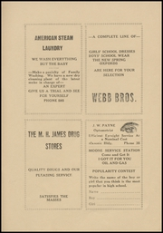 Page 17, 1924 Edition, Bryan High School - Saga Yearbook (Bryan, TX) online yearbook collection