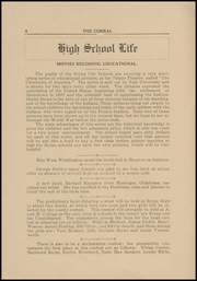 Page 6, 1924 Edition, Bryan High School - Saga Yearbook (Bryan, TX) online yearbook collection
