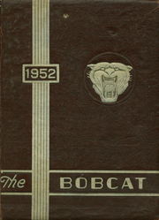Page 1, 1952 Edition, Cypress Fairbanks High School - Bobcat Yearbook (Cypress, TX) online yearbook collection