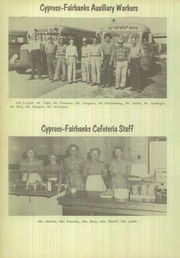Page 14, 1952 Edition, Cypress Fairbanks High School - Bobcat Yearbook (Cypress, TX) online yearbook collection