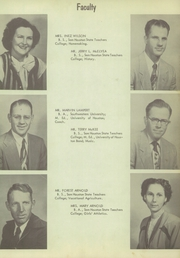 Page 17, 1952 Edition, Cypress Fairbanks High School - Bobcat Yearbook (Cypress, TX) online yearbook collection