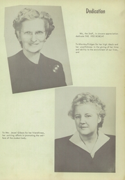 Page 7, 1952 Edition, Cypress Fairbanks High School - Bobcat Yearbook (Cypress, TX) online yearbook collection