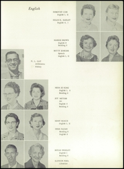 Page 17, 1959 Edition, Bel Air High School - Highlander Yearbook (El Paso, TX) online yearbook collection