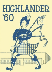 Bel Air High School - Highlander Yearbook (El Paso, TX) online yearbook collection, 1960 Edition, Page 1