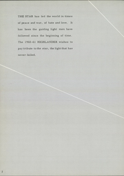 Page 6, 1961 Edition, Bel Air High School - Highlander Yearbook (El Paso, TX) online yearbook collection