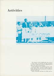 Page 12, 1966 Edition, Bel Air High School - Highlander Yearbook (El Paso, TX) online yearbook collection