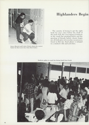 Page 14, 1966 Edition, Bel Air High School - Highlander Yearbook (El Paso, TX) online yearbook collection