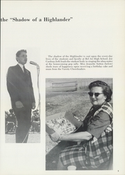 Page 9, 1966 Edition, Bel Air High School - Highlander Yearbook (El Paso, TX) online yearbook collection