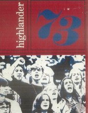 Page 1, 1973 Edition, Bel Air High School - Highlander Yearbook (El Paso, TX) online yearbook collection