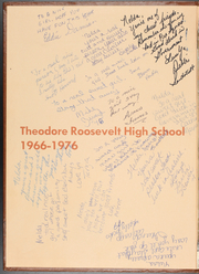 Page 2, 1976 Edition, Roosevelt High School - Sagamore Yearbook (San Antonio, TX) online yearbook collection