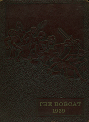 1939 Edition, Edinburg High School - Bobcat Yearbook (Edinburg, TX)