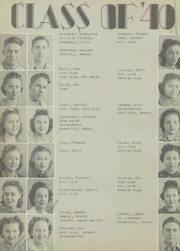 Page 16, 1940 Edition, Edinburg High School - Bobcat Yearbook (Edinburg, TX) online yearbook collection