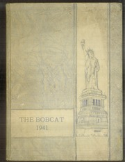 1941 Edition, Edinburg High School - Bobcat Yearbook (Edinburg, TX)