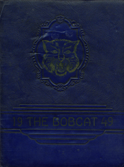 1949 Edition, Edinburg High School - Bobcat Yearbook (Edinburg, TX)