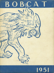 1951 Edition, Edinburg High School - Bobcat Yearbook (Edinburg, TX)