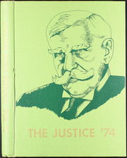 Page 1, 1974 Edition, Holmes High School - Justice Yearbook (San Antonio, TX) online yearbook collection