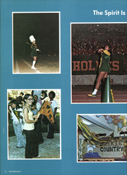 Page 10, 1974 Edition, Holmes High School - Justice Yearbook (San Antonio, TX) online yearbook collection