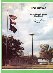 Page 5, 1974 Edition, Holmes High School - Justice Yearbook (San Antonio, TX) online yearbook collection