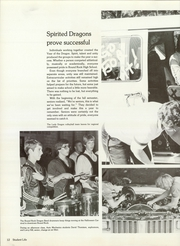 Page 16, 1984 Edition, Round Rock High School - Dragon Yearbook (Round Rock, TX) online yearbook collection