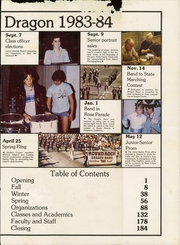 Page 3, 1984 Edition, Round Rock High School - Dragon Yearbook (Round Rock, TX) online yearbook collection