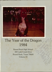 Page 5, 1984 Edition, Round Rock High School - Dragon Yearbook (Round Rock, TX) online yearbook collection