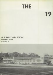 Page 6, 1960 Edition, M B Smiley High School - Eyrie Yearbook (Houston, TX) online yearbook collection