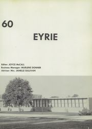 Page 7, 1960 Edition, M B Smiley High School - Eyrie Yearbook (Houston, TX) online yearbook collection